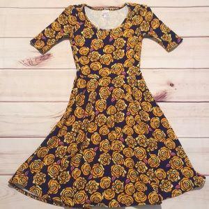 Lularoe Nicole dress size small